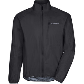VAUDE Drop III Jas Heren, black uni
